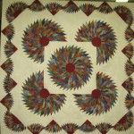 Opportuinty Quilt  - Dazzling Desert Blooms - front