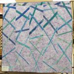 A Patchwork Party Quilt Back